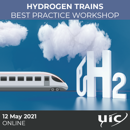 2021-05-12 19:00:00: Hydrogen trains UIC best practice workshop